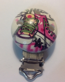 Sneaker roze