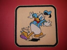 Donald Duck / Uitglijden