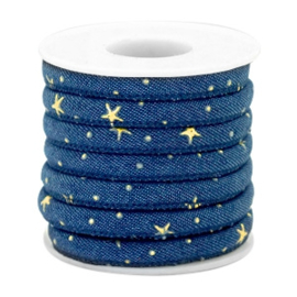 Denim / Midnight blue-gold Ster