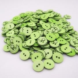 Clownskopje Groen 15 mm