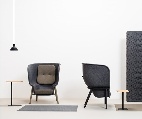 De Vorm Pod Chair