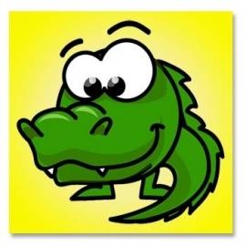Zoo Baby Krokodil