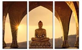 Boeddha Zonsondergang