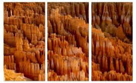 Bryce Canyon : foto schilderij op canvas
