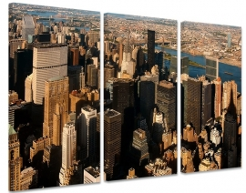 New York Aerial View