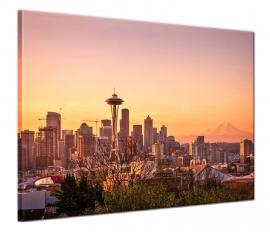 Schilderij Seattle