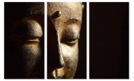 Schilderij Buddha Glow