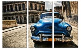Foto Schilderij Cuba