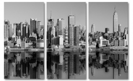 Reflection of NY