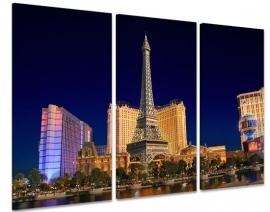 Avond in Las Vegas