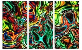 Kleurrijk Modern