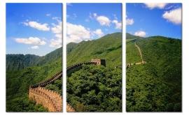 Canvas Schilderij Chinese Muur