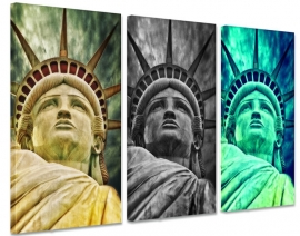 Drieluik Vrijheidsbeeld