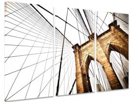 Schilderij Brooklyn Bridge II