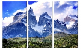 Schilderij Chili