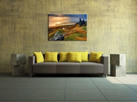 Schilderij Schotland