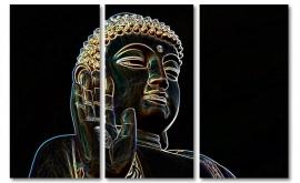 Neon Boeddha