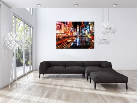 Canvas New York Neon