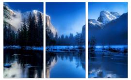 Yellowstone Park: foto schilderij