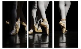 Schilderij Ballet