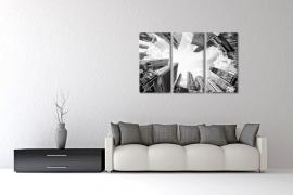 Schilderij New York Wolkenkrabbers