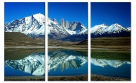 Patagonie Schilderij