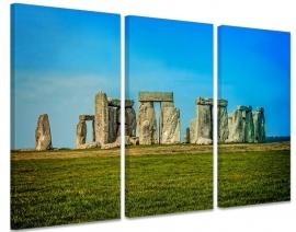 Canvas Schilderij Stonehenge