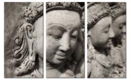 Schilderij Boeddha Beelden Hindoeisme