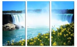 Schilderij Niagara Falls