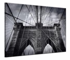 Drieluik Canvas Brooklyn Bridge