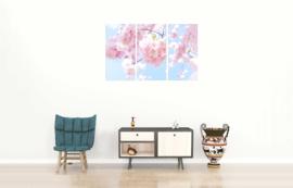 Schilderij Japanse Kersenbloesem