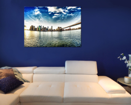 Ochtend in New York canvas