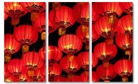 Oosterse lantaarns