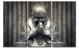 Schilderij Boeddha Meditatie