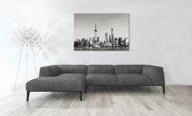 Canvas Schilderij Shanghai