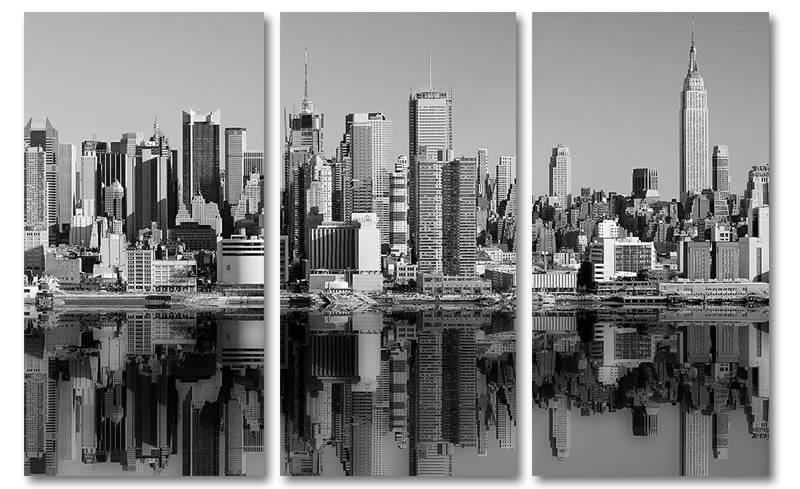 Reflection of NY
