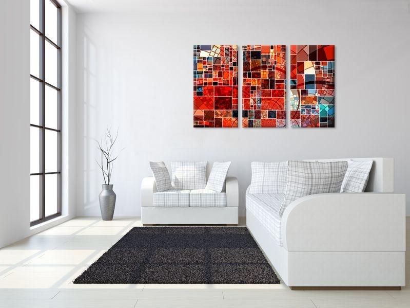 Moderne Canvas Schilderijen Kopen Wanddecoratie Abstract Canvas Fotokunst