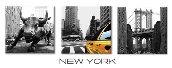 mix and match schilderijen new york