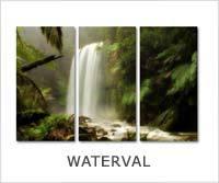 waterval schilderijen