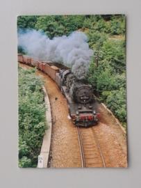 Guterzug-Dampflokomotive 50 1158