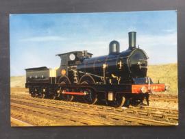 Passenger Locomotive No 490