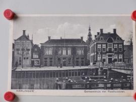 Harlingen, Gemeentehuis met Raadhuistoren