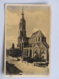 Delft, Nieuwe Kerk 1955