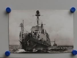 Vlootmanoeuvres op de Noordzee