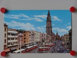 Groningen, Grote Markt met Martinitoren