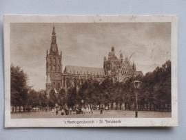 Den Bosch, St Janskerk (1921)
