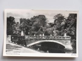 Zwolle, Sassenpoortenbrug  (1958)