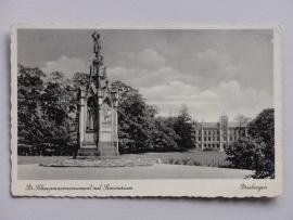 Driebergen, Seminarium 1939