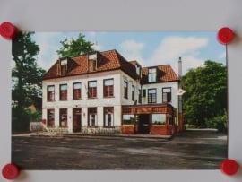 """Rijs, Gaasterland, Hotel-cafe-rest """"Jans"""""""