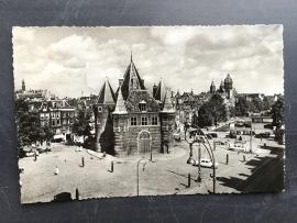 Amsterdam C, Waaggebouw (1958)